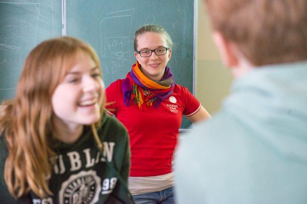 Jugend Eine Welt Bildungsteam