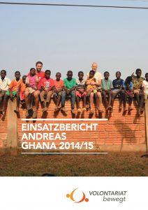 Einsatzbericht Ghana Andreas Volontariat bewegt