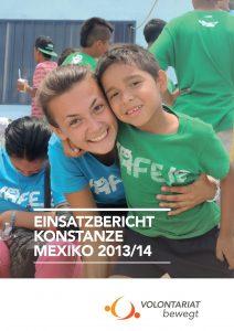 Einsatzbericht Mexiko Konstanze Volontariat bewegt